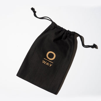 Oway Black Luxe Retail Cover Bag