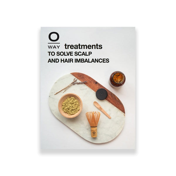 Oway Scalp Treatments Manual