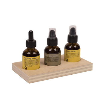 Wooden Serum Display Block (3)
