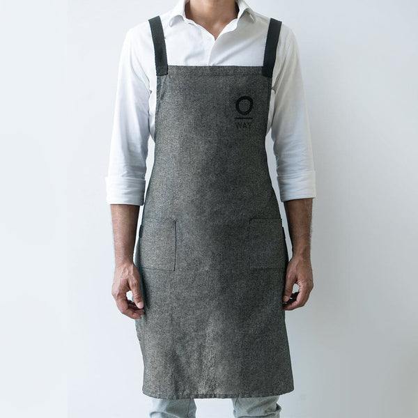 Oway-Regenerated-Cotton-Salon-Apron