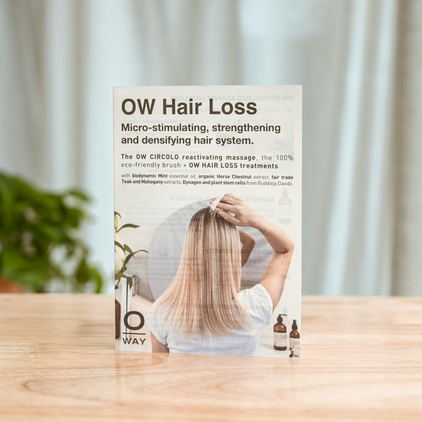 Oway Hair Loss Consumer Brochure