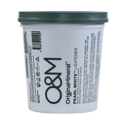 O&M Ammonia Free Pearl White Powder Lightener (500g)