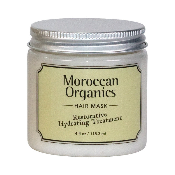 Moroccan Organics - Hair Mask 4 oz