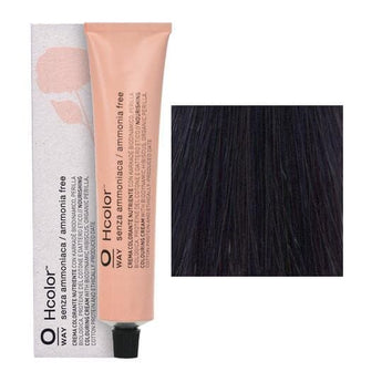 Oway Hcolor 4.77 Deep Purple Brown (3.4oz)