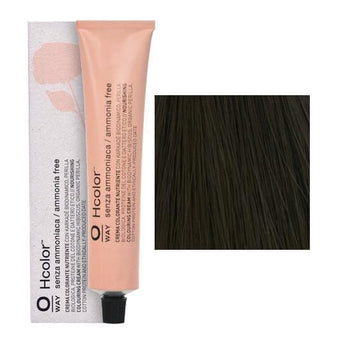 Oway Hcolor 5.1 Ash Light Brown (3.4oz)