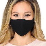 Reusable 5-Layer Face Mask w/ Carbon Filter [Single]