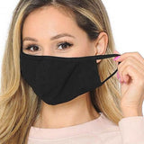 Reusable 5-Layer Face Mask w/ Carbon Filters [10 Pack - SAVE 34%]