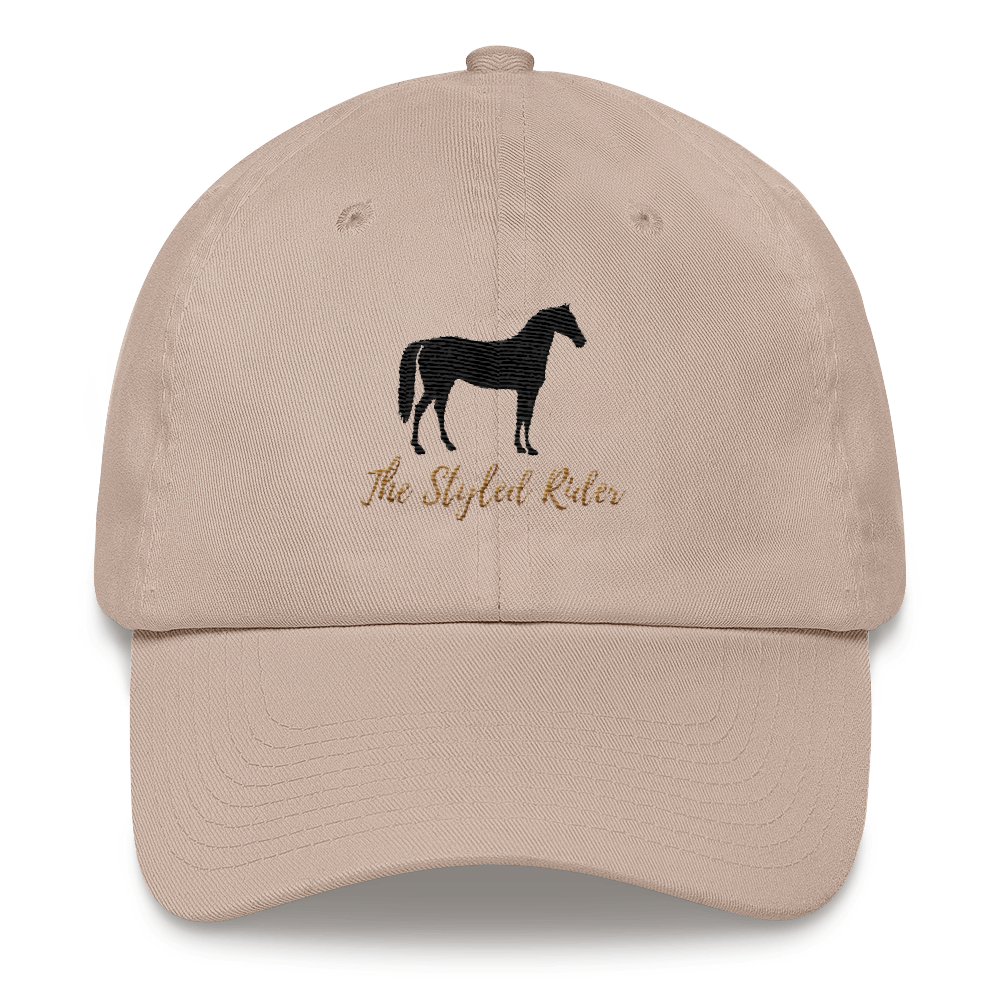 The Styled Rider Hat