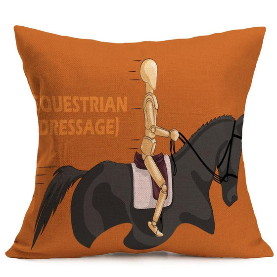 Pillow - Sport Horse Fashion Pillow