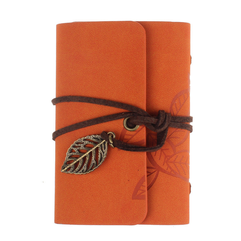 Retro Leather Card Holder