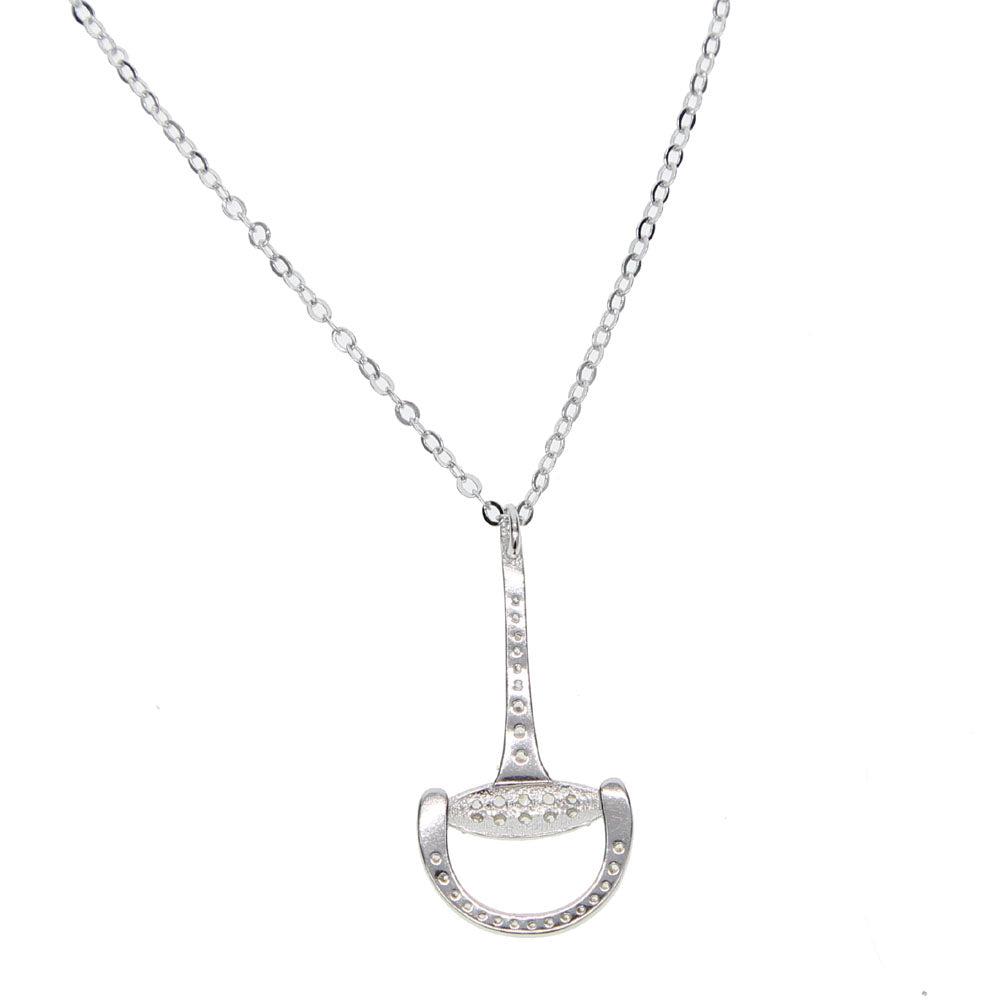 Sparkle Bit Charm Necklace
