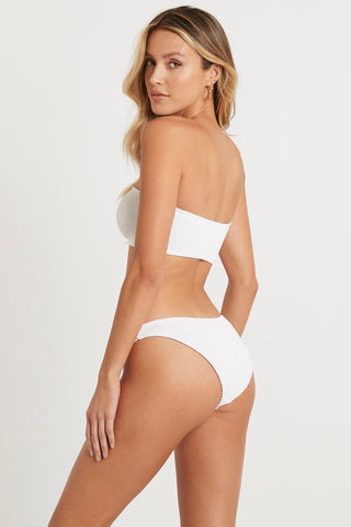 Bound by Bond-Eye Sign Brief Optic White