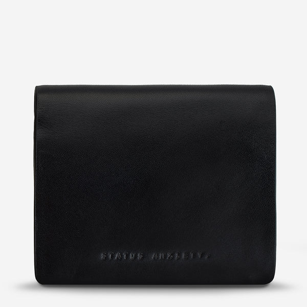 Status Anxiety Nathaniel Wallet Black