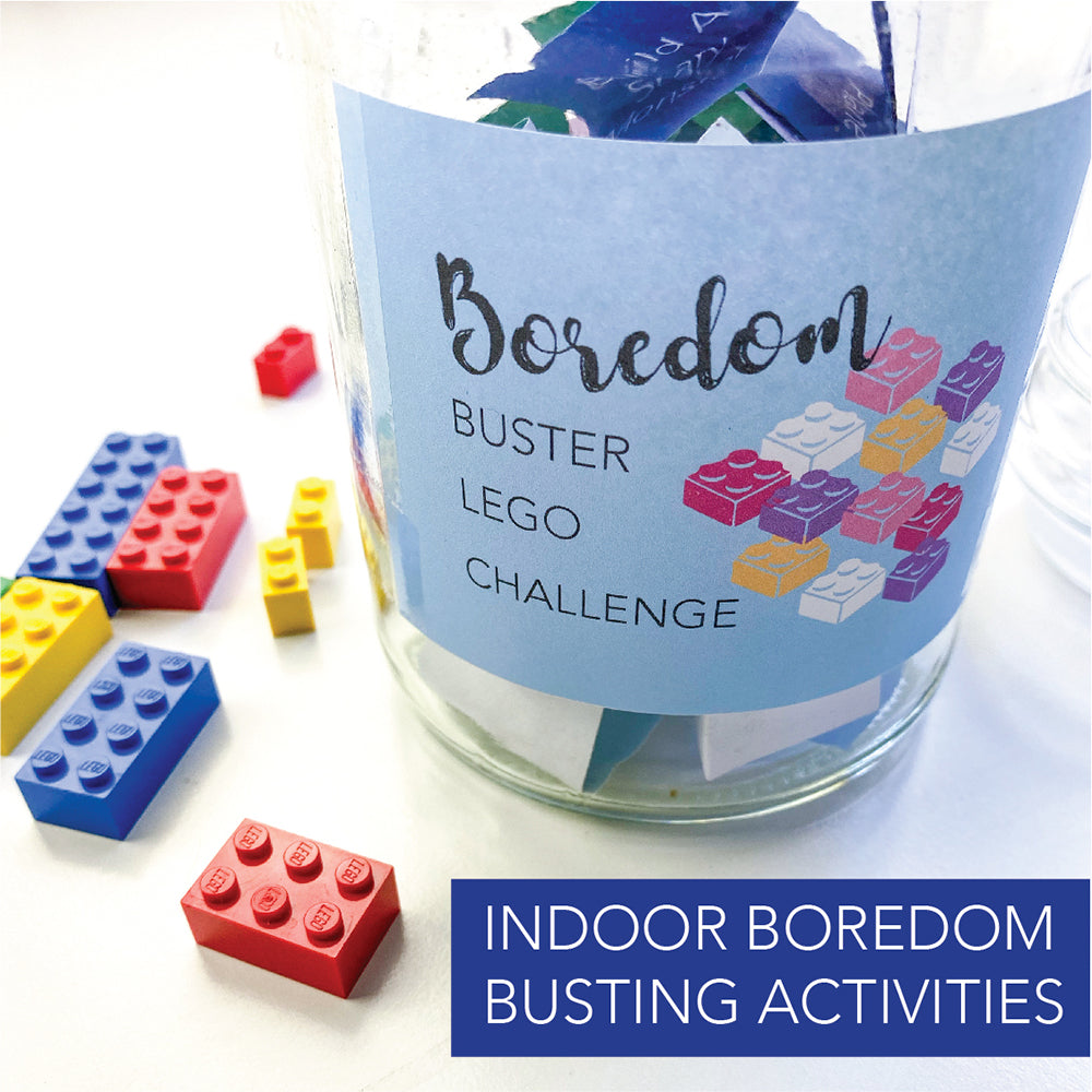Boredom Busting Indoor Activities