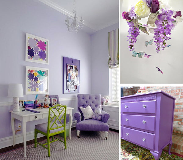 how to use pantone colour of the year 2018 in kids and babies rooms