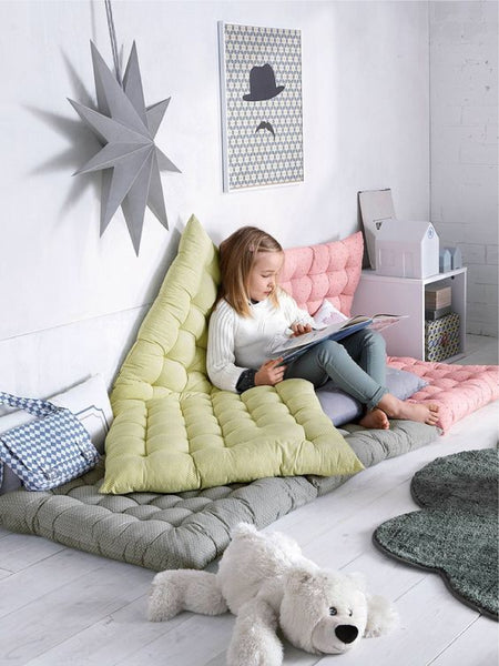 5 Reading Nook Inspiration For Kids