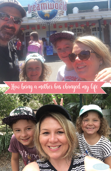 How being a mumma has changed my life