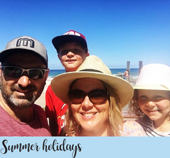 a summer holiday to Queensland