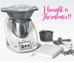 i bought a thermomix