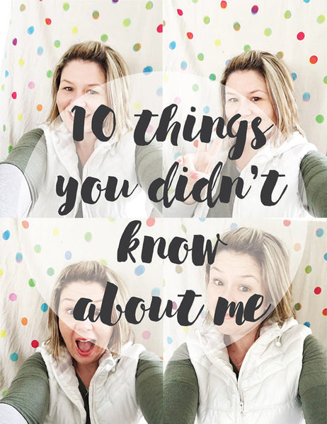 10 things you didnt know about Kylie Loy