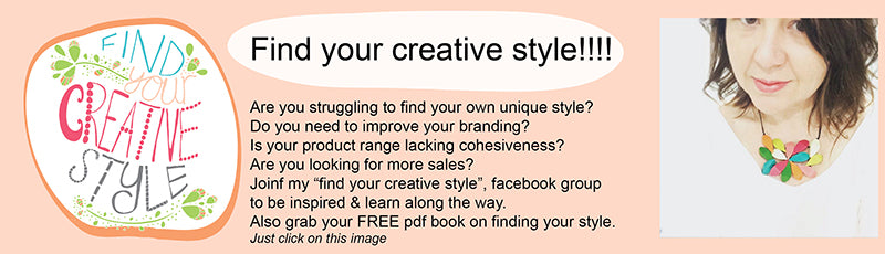 find your creative style