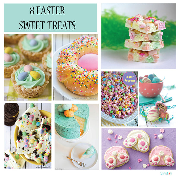 8 easter sweet treats