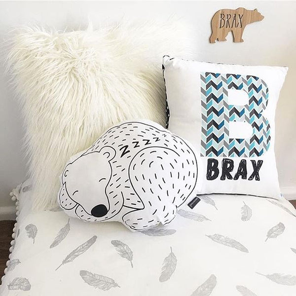 How to style your kids cushions in their bedroom - Happy Joy Decor