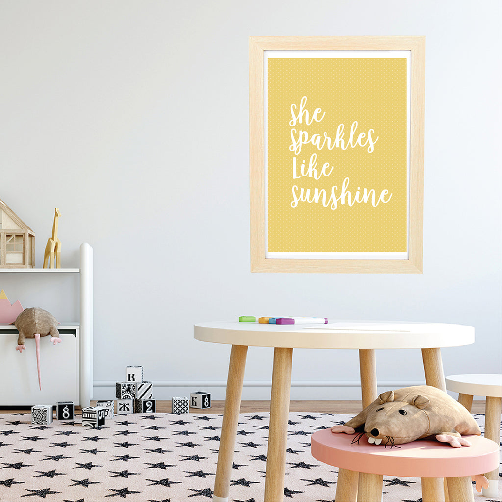 printable wall art  for kids bedrooms & the baby's nursery from www.happyjoydecor.com.au