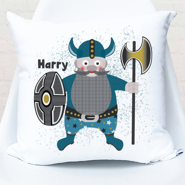 Viking Personalised Cushion - Happy Joy Decor