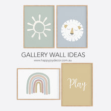 Load image into Gallery viewer, Kids Play Print
