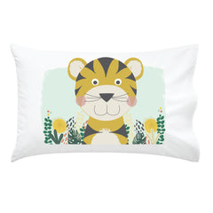 Tiger Pillowcase - Happy Joy Decor