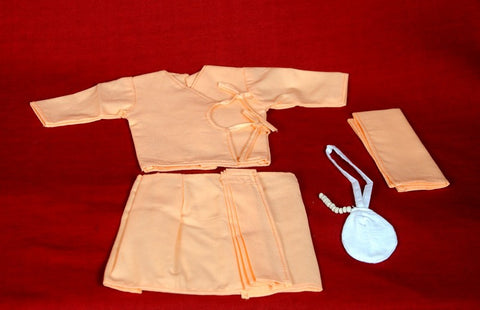 Srila Gurudeva Dress - 1 Set