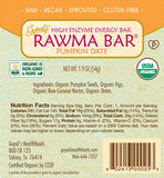 Pumpkin Date Rawma Bar®