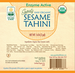 Load image into Gallery viewer, Organic Raw Sesame Tahini 2 Gallons