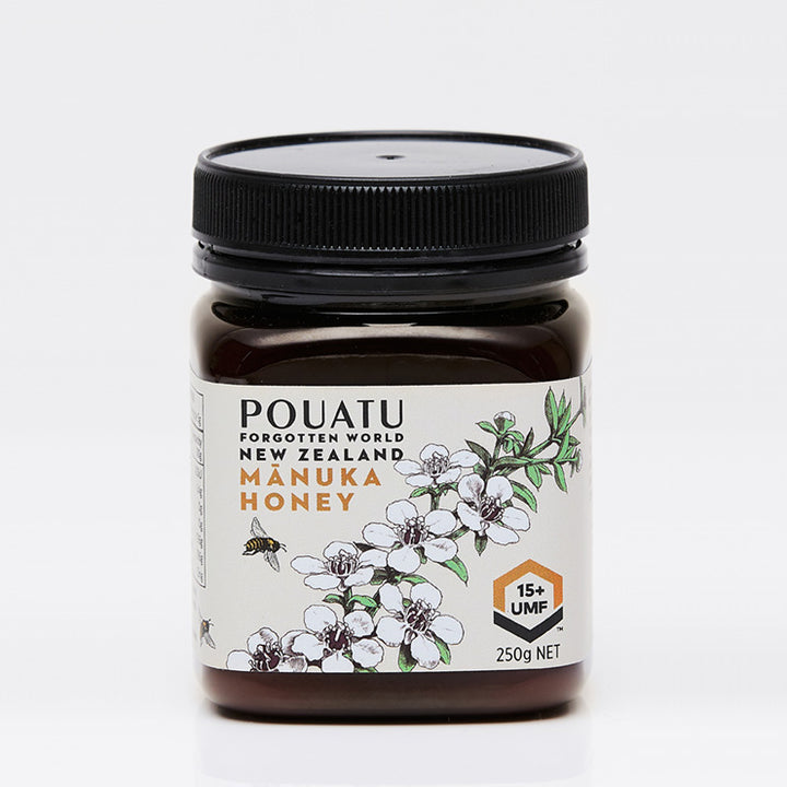 UMF15+ Mānuka Honey 250g