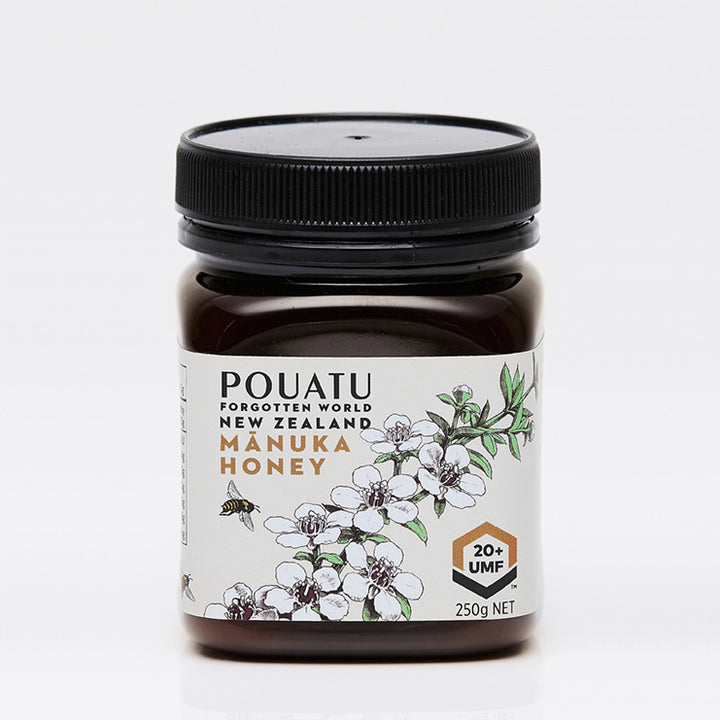 UMF20+ Mānuka Honey 250g