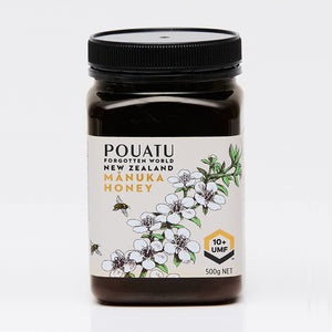 UMF10+ Mānuka Honey 500g