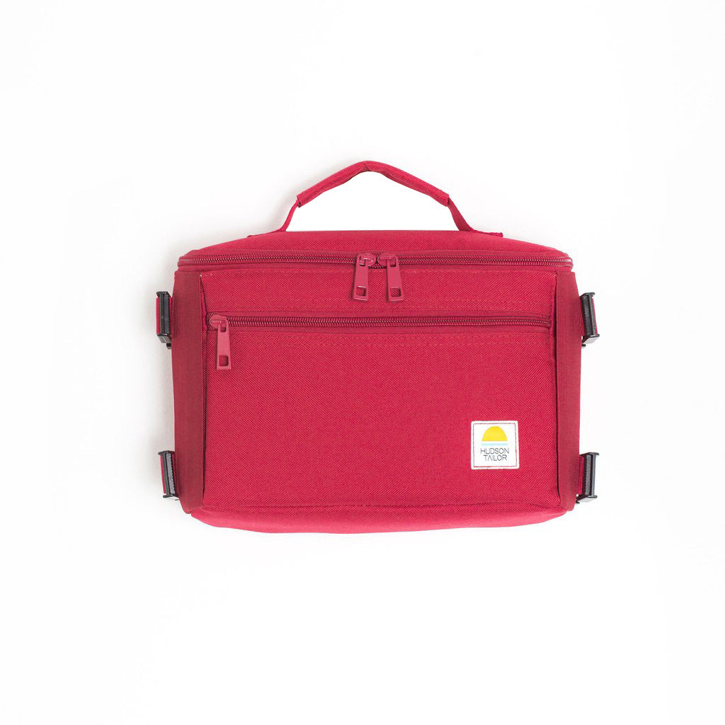 HT Recess Lunchbox - Red