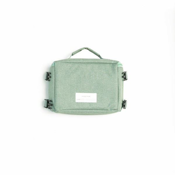 HT Two Tone Classic Set - Heather Green