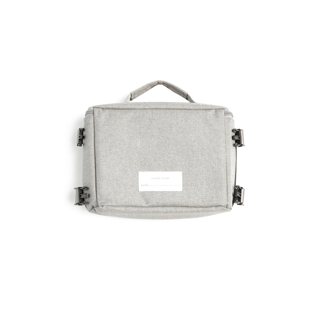HT Recess Lunchbox - Heather Grey