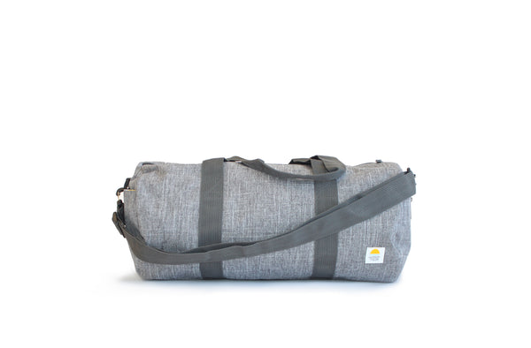 HT Duffle Bag - Heather Black