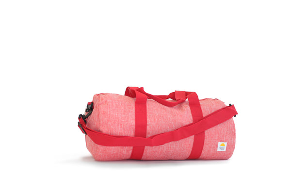 HT Duffle Bag - Cherry