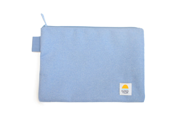 HT Utility Pouch - Chambray