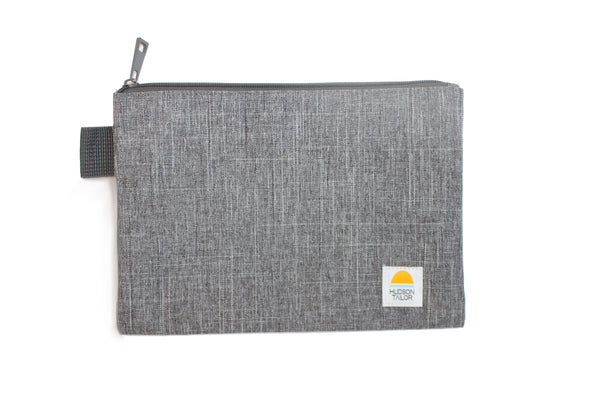 HT Utility Pouch - Heather Black