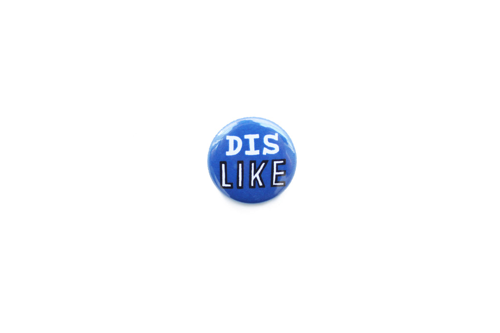 """Dislike"" Badge"