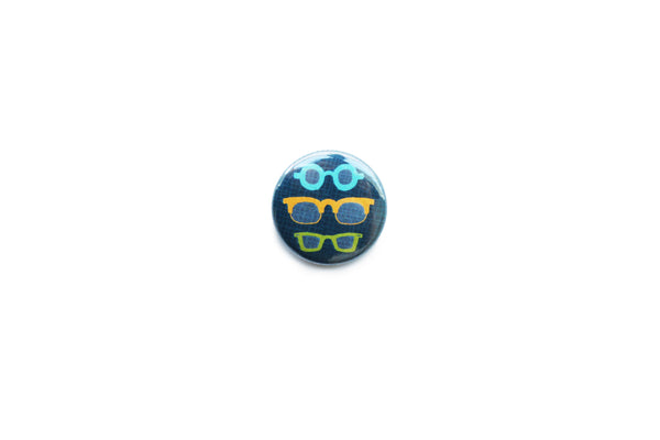 Sunglasses Badge