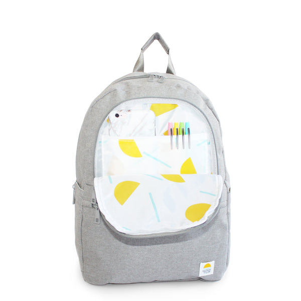 HT Backpack - Heather Grey