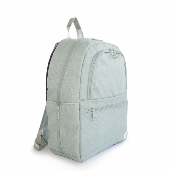 HT Backpack - Heather Green