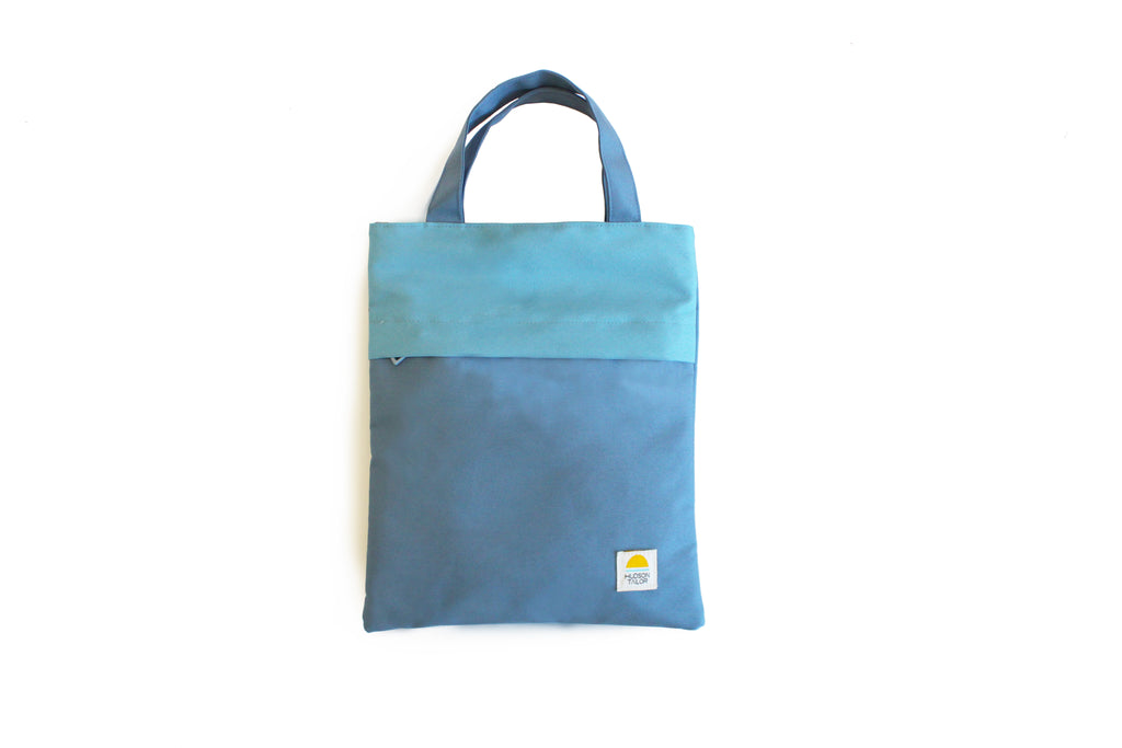 HT Mini Tote - Blue