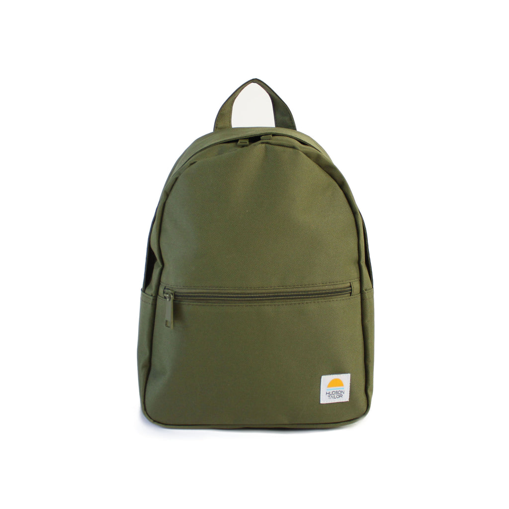 Junior Backpack - Olive